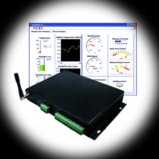 Wireless Data Acquisition Systems